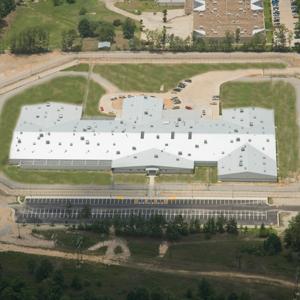 CORLEY DETENTION CENTER BACK AGAIN