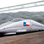 FORMER TxDOT COMMISSIONER PEDALS BULLET TRAIN