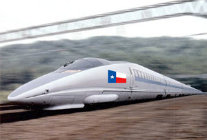 EMINENT DOMAIN TO BE GRANTED TO PRIVATE TEXAS BULLET TRAIN