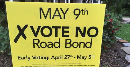 BOND PETITION SIGNATURES EXCEED 5000