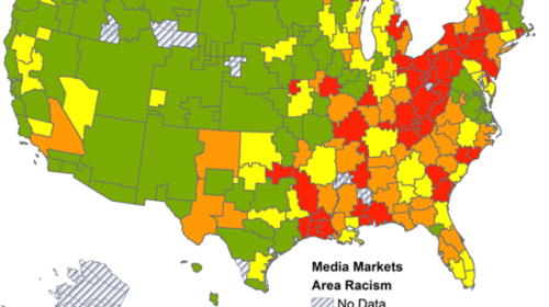 MAP : MONTGOMERY COUNTY NOT RACIST