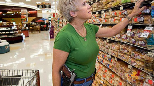 """NAPOLITANO HOLDING MEETING TO CLARIFY """"TEXAS OPEN CARRY"""" LAW"""
