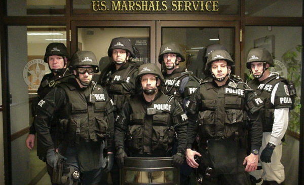 U.S. MARSHALS SWAT COLLECT $1500 DEBT