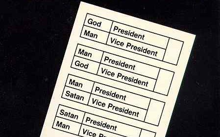 CANDIDATE VETTING : THE LEAST HEATHEN