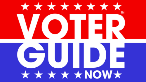 THOSE CRAZY VOTER GUIDES