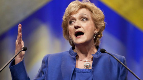 CATHIE ADAMS SUES SCHLAFLY'S EAGLE FORUM – WANTS THE MONEY