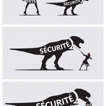 CAN SECURITY AND LIBERTY COEXIST