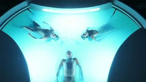 TIGER WOODS GOLF COURSE GOES MINORITY REPORT