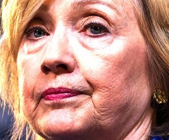 HILLARY'S 30 YEAR OLD BAG OF DEPLORABLES