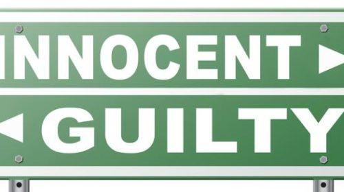 THE INNOCENT PLEA GUILTY : CCA JUDGE DECRIES HYPOCRISY