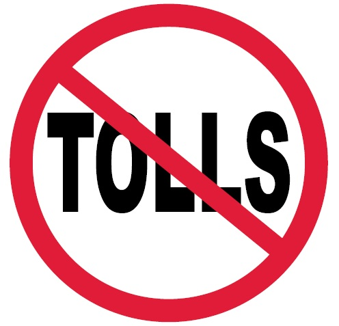 FAKE ROAD BLOCK ~ Commissioner's Bid to End 242 Tolls Wrongly Falls Flat