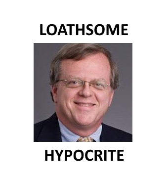 Senator Paul Bettancourt among the Hypocrites