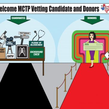 MCTP TAKES RENT-A-VOTER DONATION