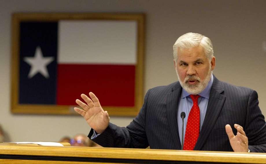 Montgomery County DA Ligon recuses himself from Montgomery ISD hazing investigation