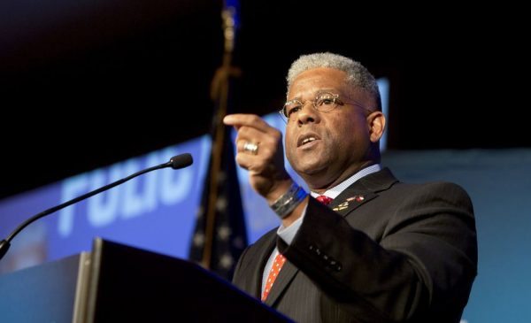 Big bucks — and a big donor — fuel Allen West's bid for Texas GOP chair