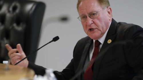 Montgomery County judge says he won't issue stay-at-home orders