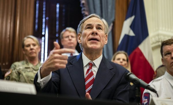 Gov. Greg Abbott orders Texans to avoid groups of 10; closes bars, gyms and restaurants for dine-in
