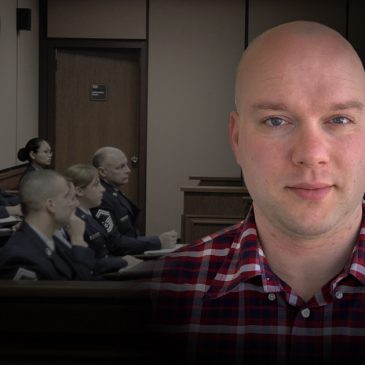 Will USAF Major Daniel Schultz Be Court Martialed for Going to Church?